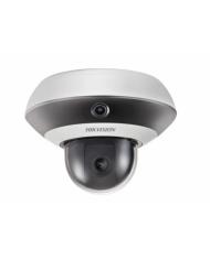 Camera IP toàn cảnh kết hợp Speed Dome hồng ngoại 2 Megapixel HIKVISION DS-2PT3326IZ-DE3